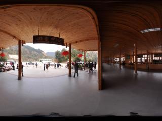 龙脊梯田景区游客中心