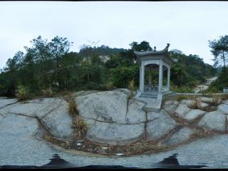 湖南 衡山 梵仙亭
