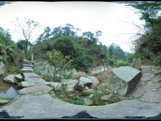 湖南 衡山 穿岩诗林