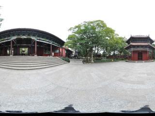 衡阳 南岳大庙 嘉应门