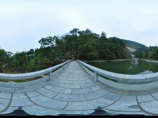 湖南 衡山 梵音湖