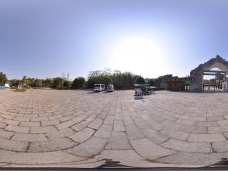 桂林 兴安灵渠全景