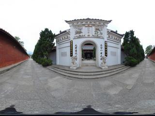衡阳 南岳大庙 三元宫