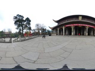 衡阳 南岳大庙 圣帝殿