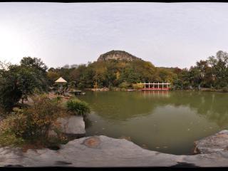 桂林 七星公园 七星岩