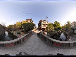 桂林 兴安灵渠 水街