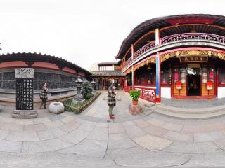 寒山寺虚拟旅游