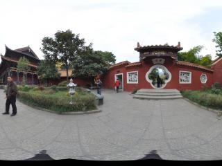 衡阳 南岳大庙 禅园