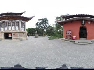 衡阳 南岳大庙 鼓亭