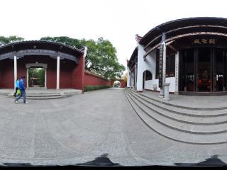 衡阳 南岳大庙 关圣殿