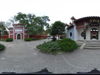 衡阳 南岳大庙 清和宫