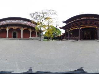 衡阳 南岳大庙 圣公圣母殿
