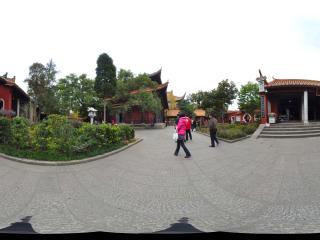 衡阳 南岳大庙 辖神殿