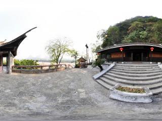 阳朔山水园全景