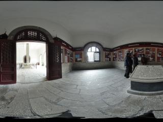 湖南 衡山 南岳忠烈祠纪念堂