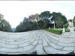 湖南 衡山 南岳忠烈祠纪念碑