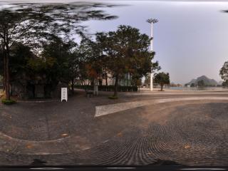 桂林愚自乐园 水晶宫