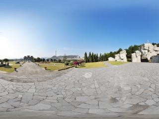 桂林 红军长征突破湘江烈士纪念碑园 群雕