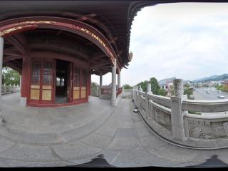 衡阳 南岳大庙 禅园角楼