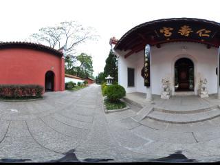 衡阳 南岳大庙 仁寿宫