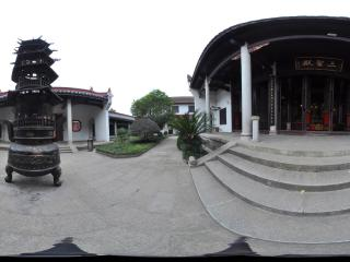 衡阳 南岳大庙 三圣殿