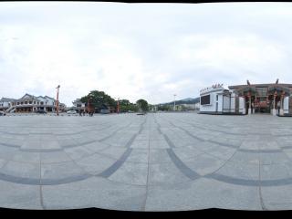 湖南 衡山 游客中心