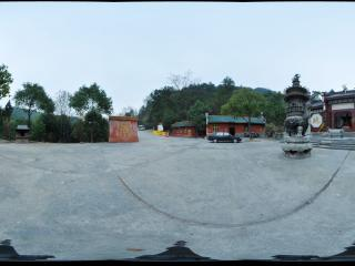 湖南 衡山 神州祖庙