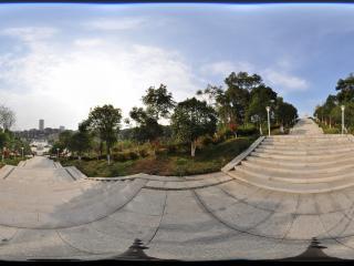 湖南岳阳金鹗山公园