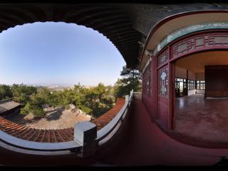 桂林 兴安灵渠 观景台