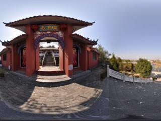 广西省桂林市 兴安灵渠 佛音寺