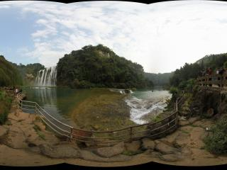 贵州省 黄果树瀑布
