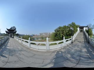 湖南衡阳 石鼓书院 大门