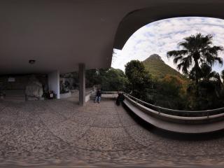 桂林 芦笛岩公园 国宾文化展览馆