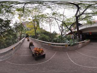 桂林 芦笛岩公园 景区售票大厅