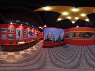 桂林 芦笛岩公园 展厅