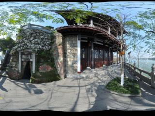 湖南衡阳 石鼓书院 朱陵后洞
