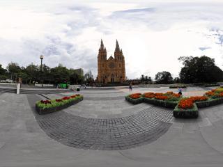 澳大利亚 圣玛利亚教堂
