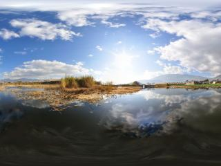 大理西湖虚拟旅游
