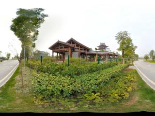 长沙橘洲公园 NO.10全景