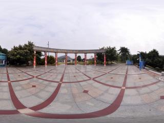 百色市澄碧湖 迎宾广场