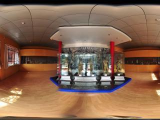 大理杜文秀总统兵马大元帅府 古代书画展厅