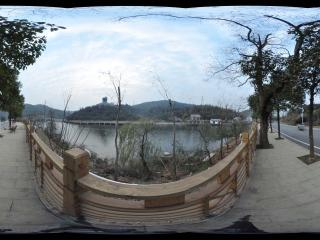 郴州 北湖公园 NO .5全景