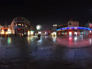 北京 前门步行街