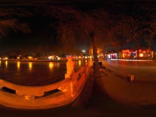 北京 后海 酒吧一条街