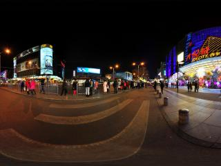 北京 西单商业街