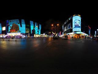 西单商业街虚拟旅游
