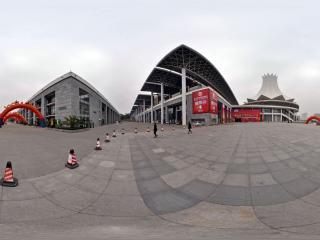 南宁国际会展中心 广场4