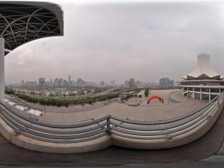 南宁国际会展中心 广场2