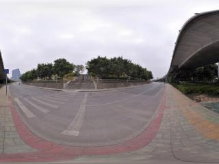 南宁国际会展中心 桥