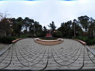 云南大学 校内小景